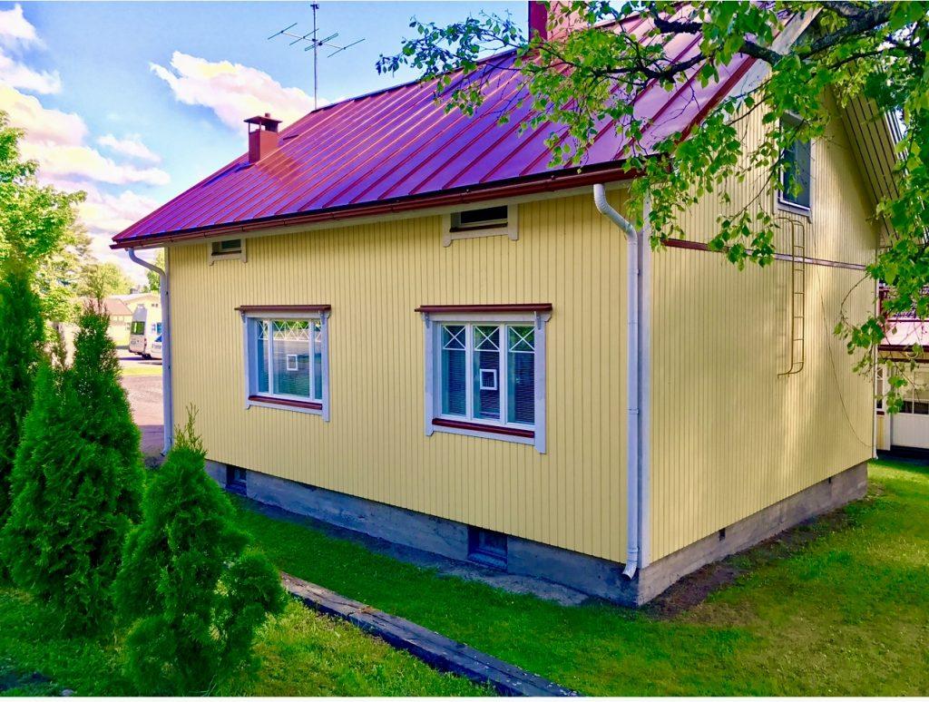 Ikkunaremontit Kymppi-Katto