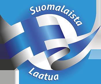 suomalaista laatua logo
